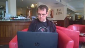 Rory at AppSec EU